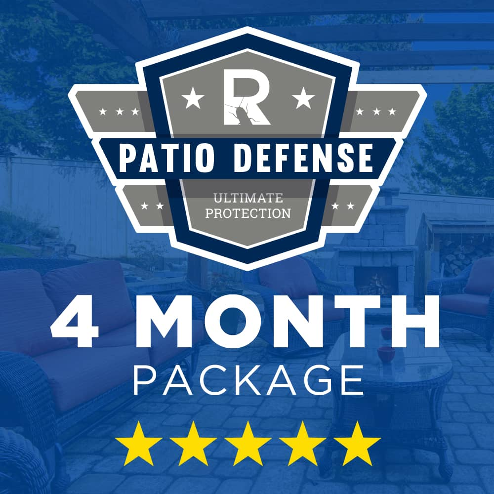 4 Month Mosquito Package - Initial Service